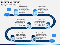 Project Milestone PPT Slide 5