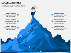 Success Journey PPT Slide 3