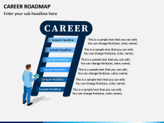 Career Roadmap PPT Slide 3