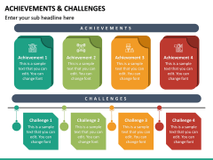 Achievements and Challenges PPT Slide 4