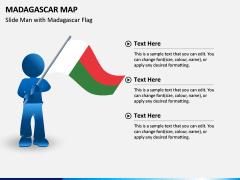 Madagascar Map PPT Slide 5