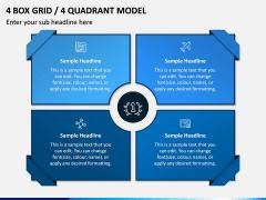 4 Box Grid PPT Slide 1