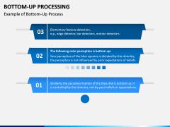 Bottom-Up Processing PPT Slide 2