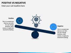 Positive Negative PPT Slide 3