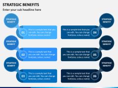 Strategic Benefits PPT Slide 6