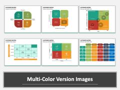Customer Matrix Multicolor Combined