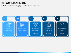 Network Marketing PPT Slide 6