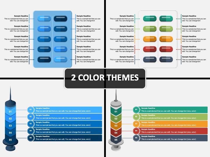 Pharmacy Infographics Cover Slide