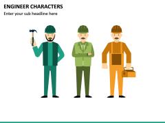 Engineer Characters PPT Slide 3