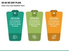 30 60 90 Day Plan Free PPT Slide 2