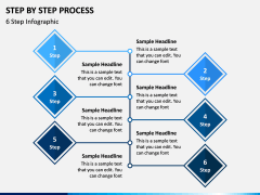 Step By Step Process PPT Slide 7