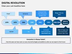 Digital Revolution PPT Slide 2