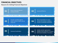 Financial Objectives PPT Slide 3