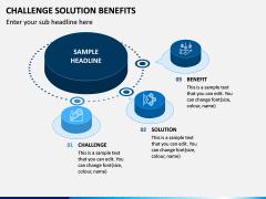 Challenge Solution Benefits PPT Slide 5