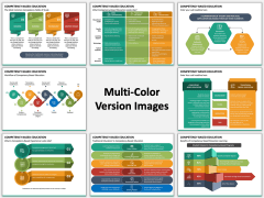 Competency Based Education Multicolor Combined