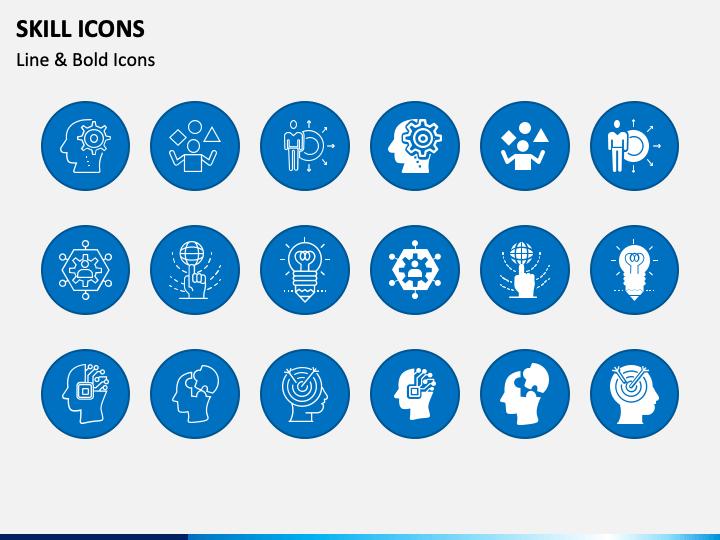 Skill Icons PPT Slide 1