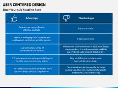 User Centered Design PPT Slide 10
