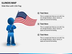 illinois Map PPT Slide 7