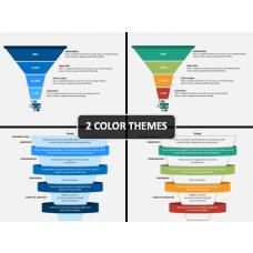 Email Marketing Funnel PPT Cover Slide