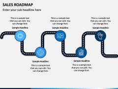 Sales Roadmap PPT Slide 6