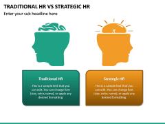Traditional HR Vs Strategic HR PPT Slide 5