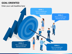 Goal Oriented PPT Slide 6