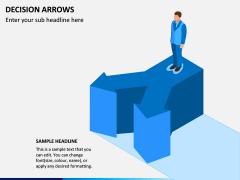 Decision Arrows PPT Slide 3