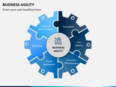 Business Agility PPT Slide 1