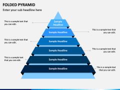 Folded Pyramid PPT Slide 10