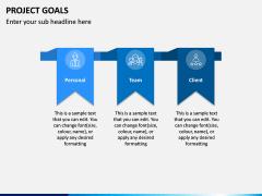 Project Goals PPT Slide 5