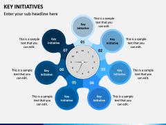 Key Initiatives PPT Slide 8