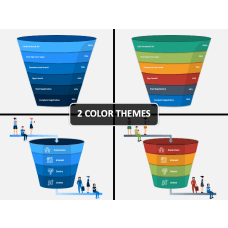 Conversion Funnel PPT Cover Slide