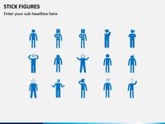Stick Figures PPT Slide 2