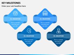 Key Milestones PPT Slide 5