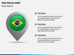 Sao Paulo Map PPT Slide 5