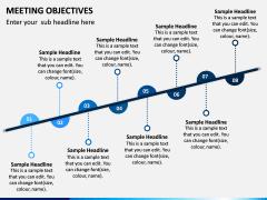 Meeting Objectives PPT Slide 6