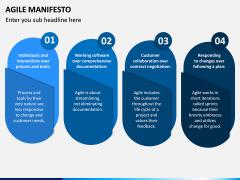 Agile Manifesto PPT Slide 3