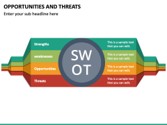 Opportunities and Threats PPT Slide 6