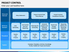 Project Control PPT Slide 8