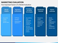 Marketing Evaluation PPT Slide 5