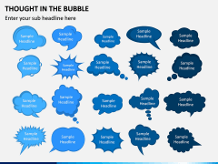 Thought in the Bubble PPT Slide 2