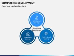 Competence Development PPT Slide 1