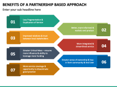 Benefits of A Partnership Based Approach PPT Slide 2