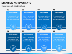Strategic Achievements PPT Slide 6