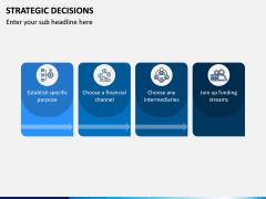 Strategic Decisions PPT Slide 13