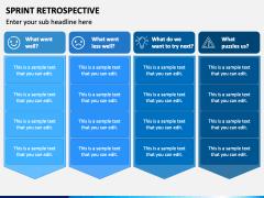 Sprint Retrospective PPT Slide 6
