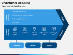 Operational Efficiency PPT Slide 9