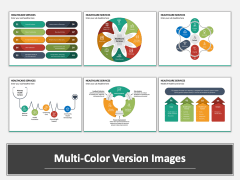 Healthcare Services Multicolor Combined