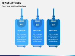 Key Milestones PPT Slide 7