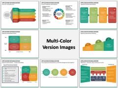Application Rationalization Multicolor Combined